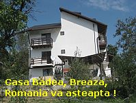 Casa de Vacanta Badea, Breaza, Romania